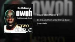 Dr. Orlando Owoh - Iyawo Olele Medley 1